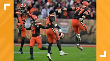 The Cleveland Browns finally overcome the error of their ways: Bud Shaw's Sports Spin