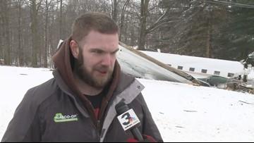 Pilot, co-pilot killed in Wayne County plane crash