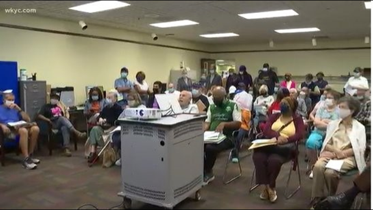 Angry residents pack community meeting for new Cuyahoga County property tax appraisals