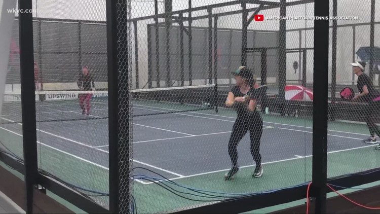 New platform tennis sports complex coming to the Flats in Cleveland