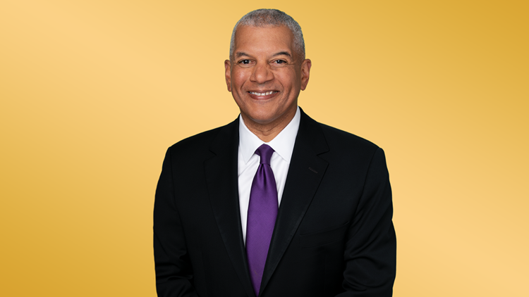 Russ Mitchell, 3News Anchor