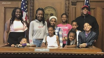 Life in foster care: Cleveland woman adopted at 18