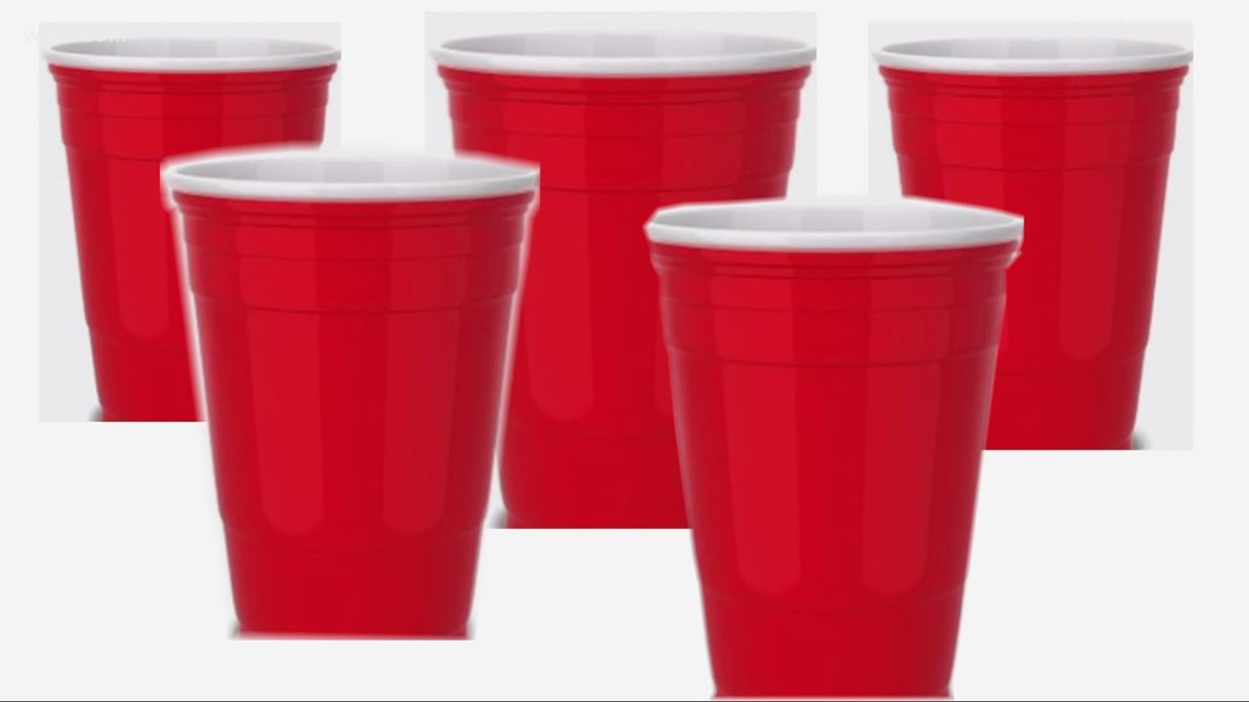 Can you recycle plastic dishware and cups?