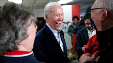 New poll: Joe Biden opens up double-digit lead in Ohio's Democratic presidential primary