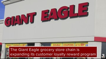 Giant Eagle expands 'fuelperks' program to include grocery discounts