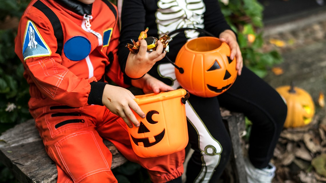 Can you guess America's favorite Halloween candy?