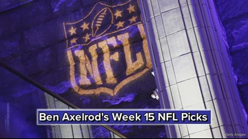 Ben Axelrod's Week 15 NFL Picks: Chiefs cover vs  Chargers