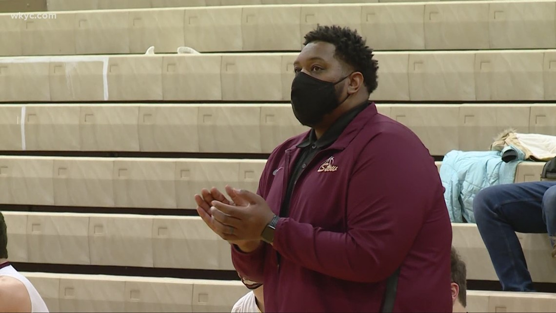 '21 Strong: Meet Curtis Black, the first African American basketball coach at Stow-Munroe Falls HS