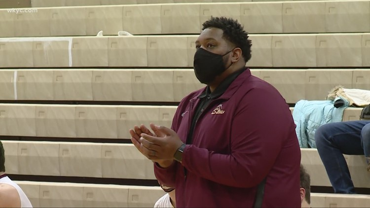 '21 Strong: Meet Curtis Black, the first African American basketball coach at Stow-Munroe Falls High School