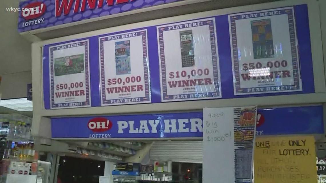 Winning numbers drawn in history $1 billion Mega Millions ...