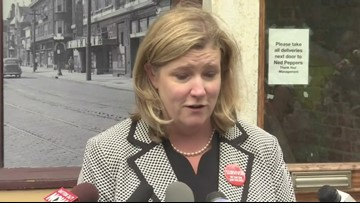 Dayton Mayor Nan Whaley receives threats after comments by President Trump