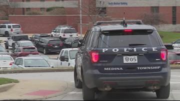 Hoax 911 call: Man reports false hostage situation at Medina hospital