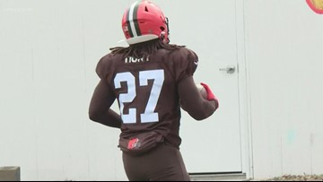 JIMMY'S TAKE: Thoughts on Cleveland Browns running back Kareem Hunt after marijuana found during traffic stop