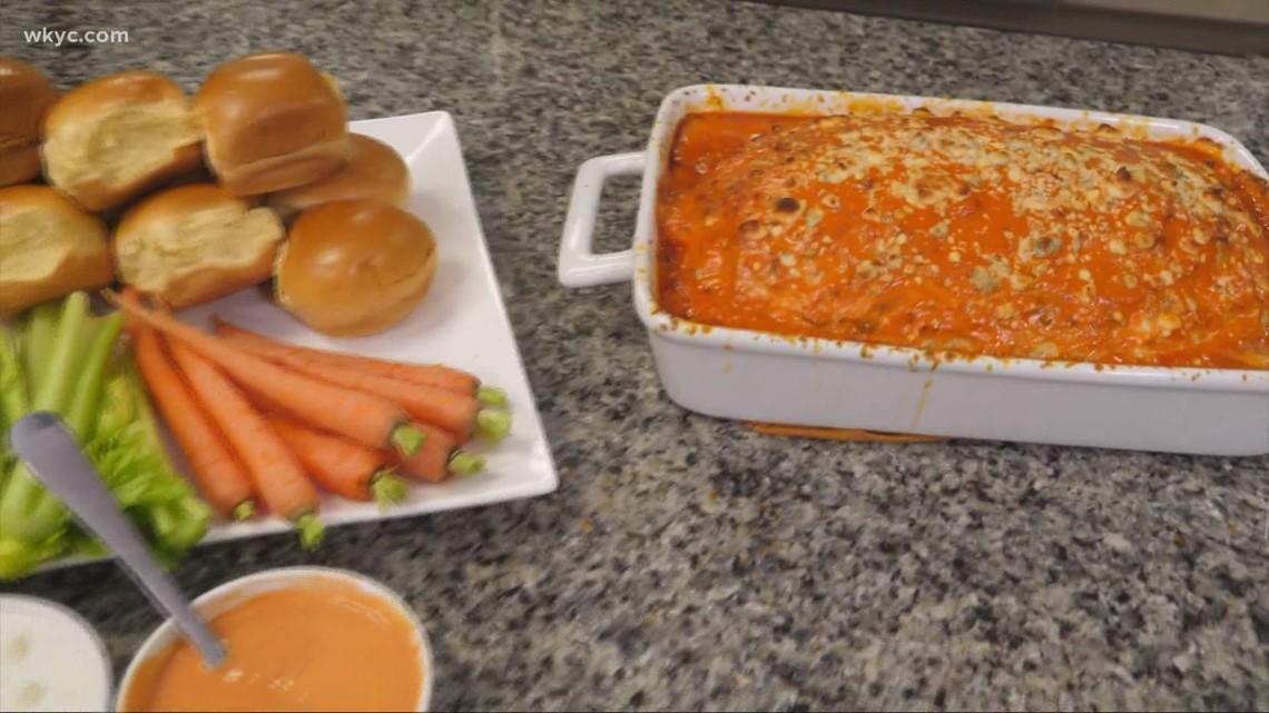 Buffalo chicken meatloaf recipe: Comfort food Friday