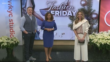 Holiday party looks for every occasion with The Wardrobe Consultant Hallie Abrams