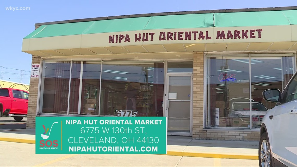 Nipa Hut Oriental Market in Cleveland: 'Save Our Sauce'