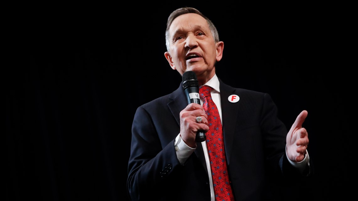 "Dennis Kucinich on new bid for Cleveland mayor: ""I'm seriously considering it"" 