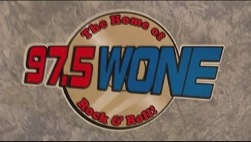 97.5 WONE makes 'farewell' announcement: Listeners express their disappointment