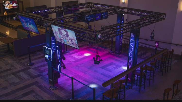 After 30 Years Vacant, The Cuyahoga Falls Theater Becomes A Entertainment Complex.