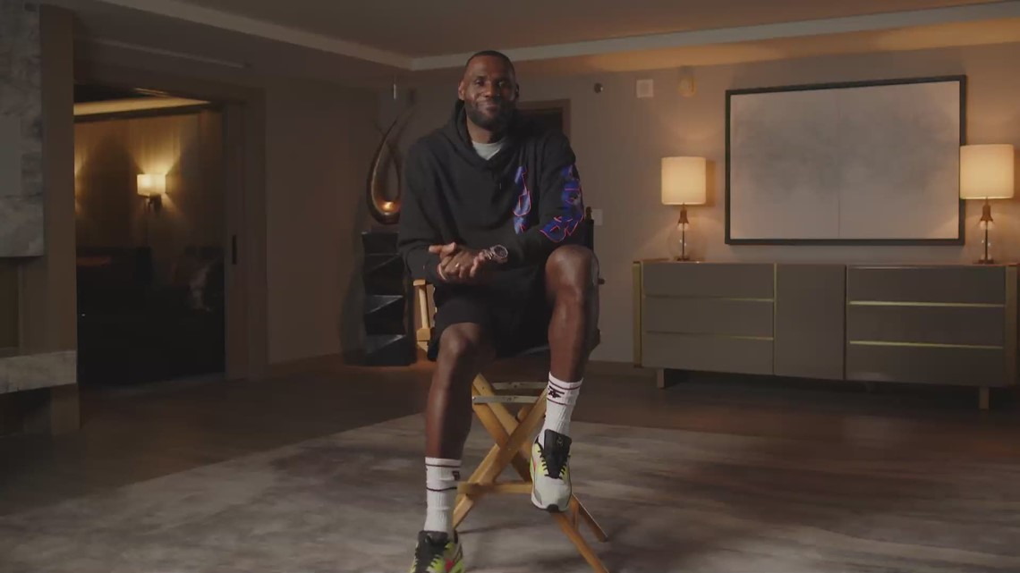LeBron James sends message to his Family Foundation ahead of Space Jam: A New Legacy premiere
