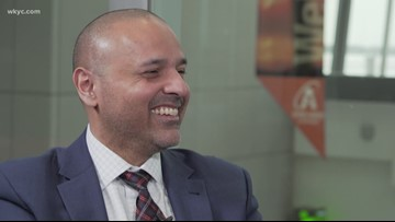 Game changers: Ren Camacho talks big plans for Akron-Canton Airport