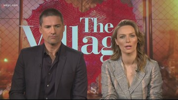 Betsy Kling sits down with stars of NBC's 'The Village'