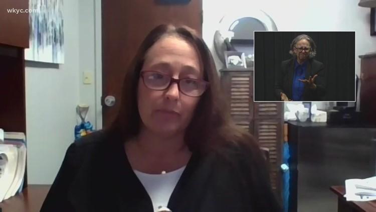 Summa Health nurse talks about emotional toll of battling COVID-19 during Gov. DeWine briefing