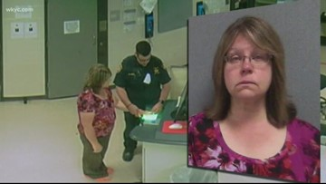 Woman charged in 'Geauga's Child' cold case to make first court appearance