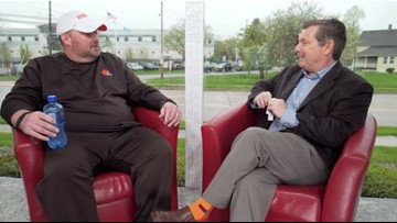 Let's Be Clear: An open conversation with Cleveland Browns head coach Freddie Kitchens