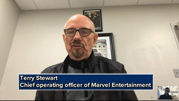Terry Stewart reflects back on the life of Stan Lee