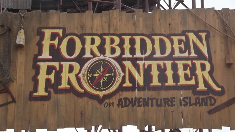 Cedar Point's Forbidden Frontier: Exploring the new 2019 attraction