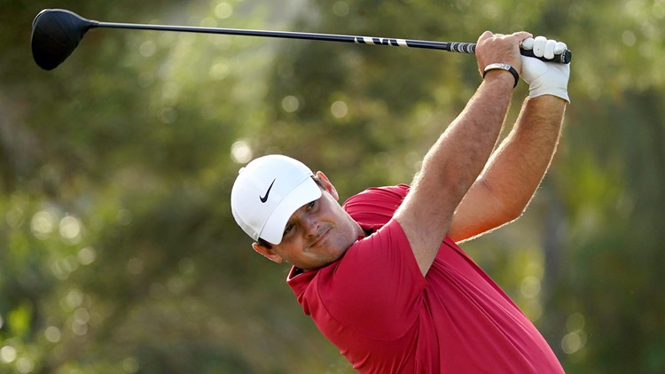 Patrick Reed Sony Open Golf