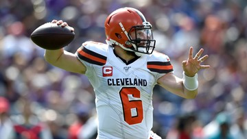 Baker Mayfield takes aim at critics, real and imagined: Bud Shaw's Spin