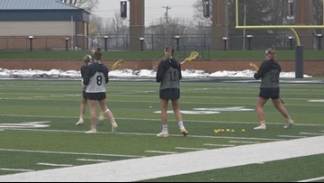 Kent State women's lacrosse team aims high in inaugural season