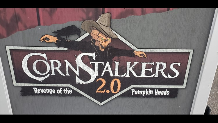 CornStalkers II Revenge of the Pumpkin Heads Cedar Point HalloWeekends 2019