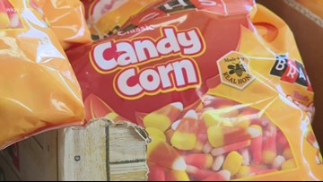 How candy corn has evolved with new flavors