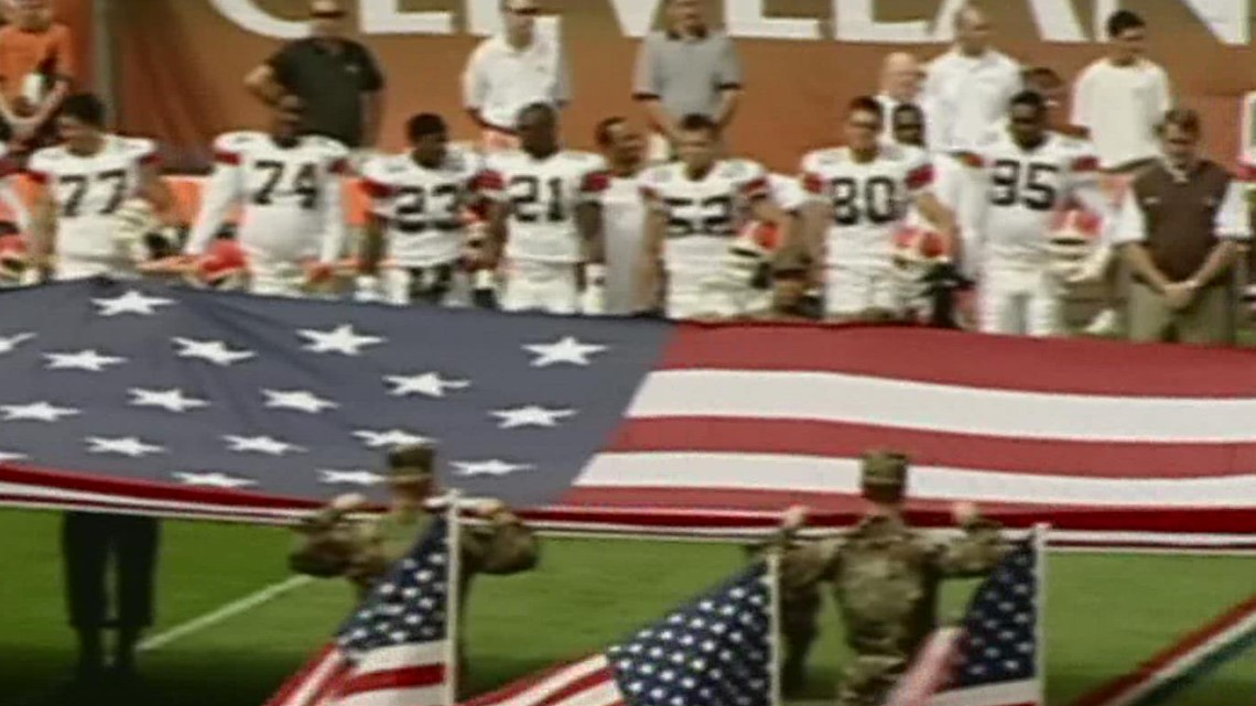 Remembering 9/11: How the Cleveland Browns role in helping to heal