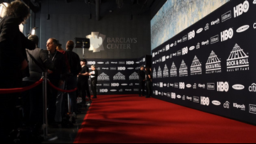 LIVE FROM THE RED CARPET | 2019 Rock & Roll Hall of Fame induction ceremonies
