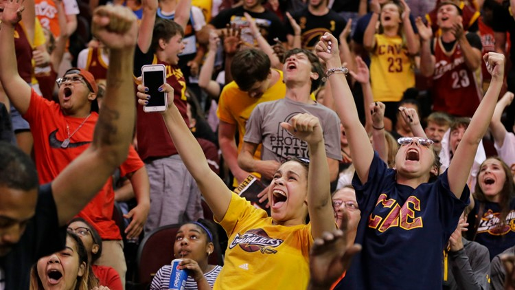 Cleveland Cavaliers announce 2021-22 promotional schedule