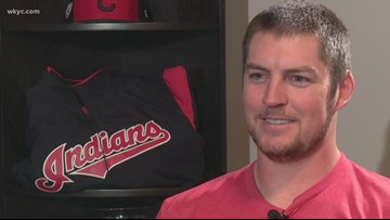 Cleveland Indians' pitcher Trevor Bauer weighs in on Mike Clevinger's 'tangled mess' of hair