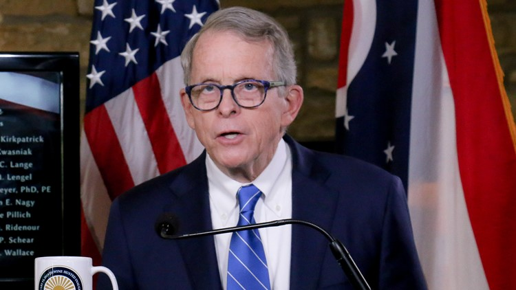 Gov. Mike DeWine on presidential election uncertainty: