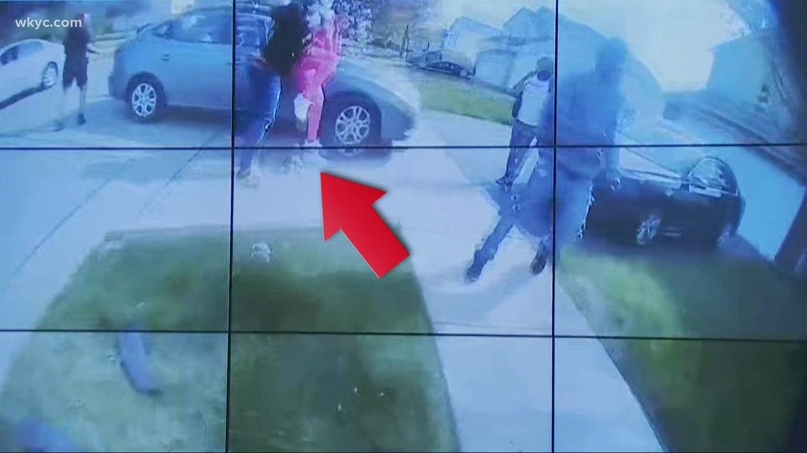 Body Cam footage of Columbus police officer fatally shooting girl has been released