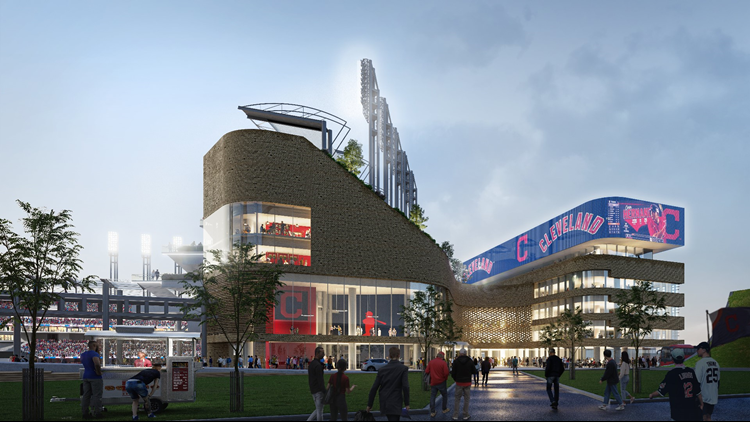 $435 million Progressive Field renovation plan draws mixed reviews from public during Cuyahoga County Council meeting