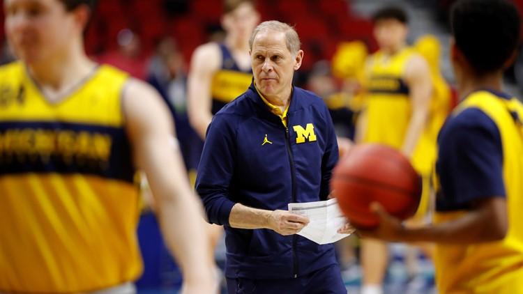John Beilein NCAA Michigan Basketball