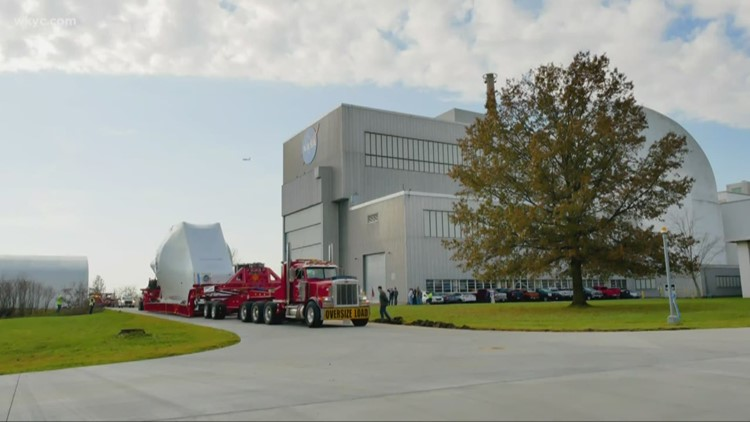 What's Next: NASA's Orion spacecraft has arrived in Sandusky