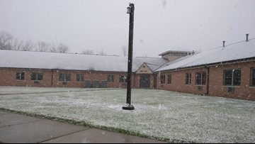SHARE | Send us your pictures of the wintry blast as snow falls in Northeast Ohio