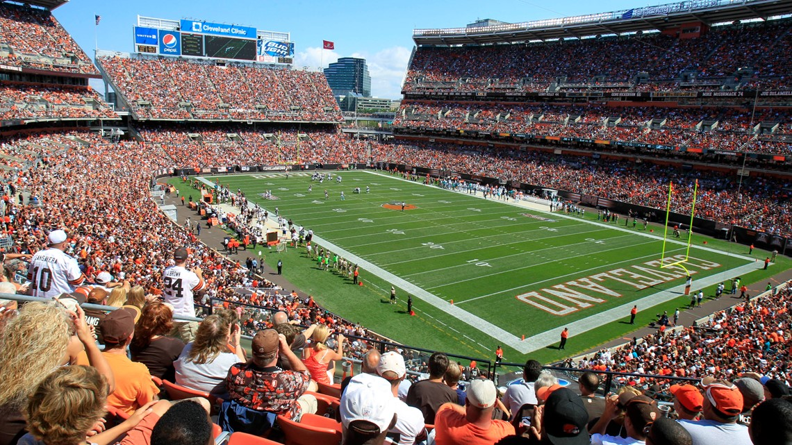 What Cleveland Browns fans can expect while attending a game at FirstEnergy Stadium this season