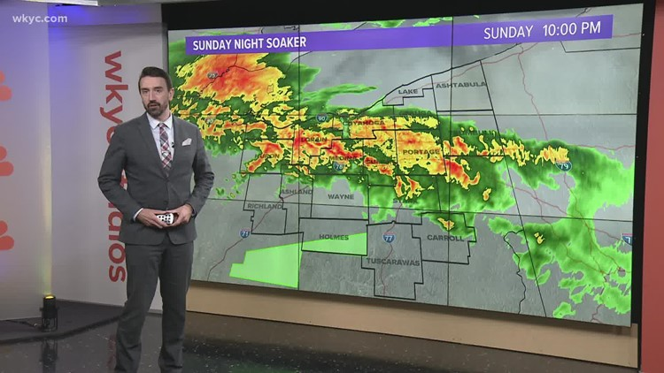 FORECAST | Widespread Rain and Rumbles Tonight