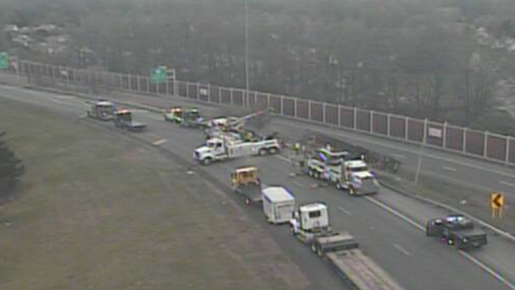 SR 2 and I-90 West now reopen after crash