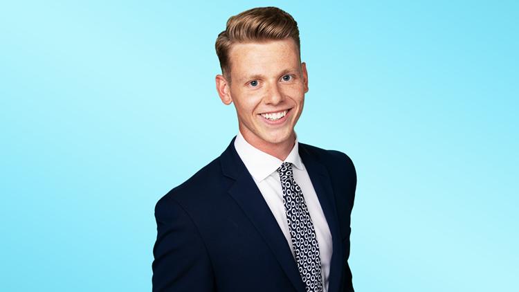 Austin Love, 3News Reporter